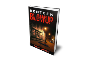 BENTEEN BLOWUP final cover image 4